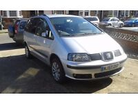 Seat ALHAMBRA spare or repair drive well