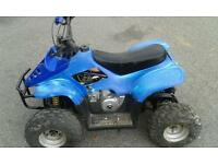 Quad bike 110cc 4 stroke, great runner