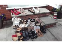 ladies shoes all new size 4