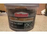 Unibond Floor Tile Grout (Grey)
