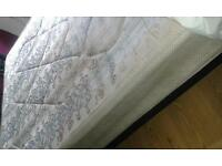 double mattress in good condition. selling due to buying a new one.