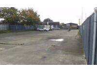Secure Yard former Vehicles sales site- Light Industrial Trade counter Business Portrack Stockton