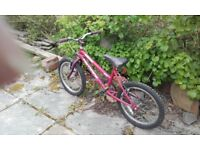 Children's bicycle 20 inch wheel - good condition