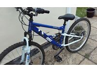 Boys Apollo bike 26 inch wheel