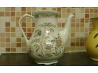 Real English ironstone teapot