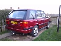 project or spares or repair no mot