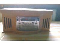 Cd and lp radio