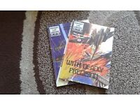 Pocket war library books