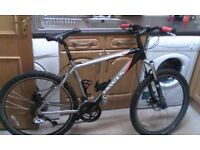 DAWES WATOGA MOUNTAIN BIKE ALLOY FRAME DISC BRAKES £110 ONO