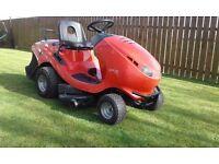 Al-ko ride on lawnmower