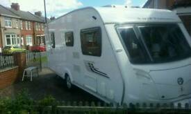 2010 Swift Charisma 555 Caravan