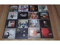 16 ORIGINAL CD ALBUMS
