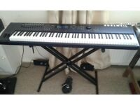 Kurzweil PC3x Stage Piano With Stand And Foot Pedal