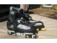 Calfornia Pro Inline Skates - Poison II size Euro39