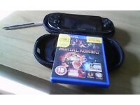 Ps vita includes 1game memory card charger v,g,condition