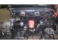 JAGUAR XJ6 EARLY 4.2cc ENGINE & GEARBOX + ANCILLARIES FREE DELIVERY