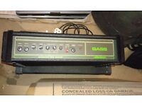 Carlsbro Cobra 90 Bass Head Amplifier.