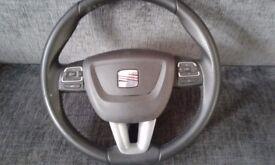 Seat leon airbag 2012
