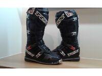 Tcx pro evo enduro boots