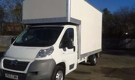 2010 CITROEN RELAY LUTON LWB BOX VAN 120bhp