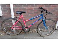 Ladies FreeSpirit FSL26 Hybrid Mountain Bike Bicycle