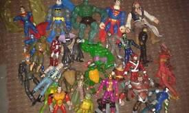 Massive bundle of boys figures
