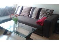 Large Corner Sofa from DFS in good condition