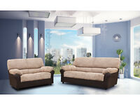 *BRAND NEW* Candy sofas/ 3+2 seater sofa set or corner sofa in LEATHER OR FABRIC