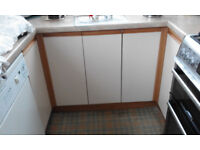 Kitchen Cupboards, Units, Worktop for sale