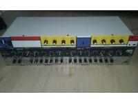 Focusrite Platinum Compounder, DBX 266xl compressor, Pure Distribution audio enhancer for sale.