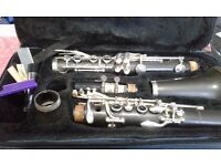 Student Clarinet with carry case