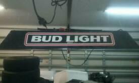 Bud Light light