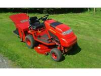 "Countax C800H Ride on Mower 18HP V Twin Briggs and Stratton Engine 36"" Cut"