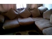 DFS Corner sofa Large 6 seater