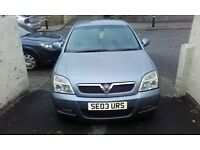Vauxhall signum 2.2 auto £300
