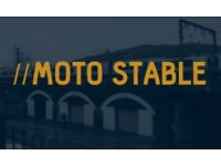 MOTO STABLE : Community Motorcycle Garage