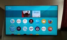 50 inch 4k 3d panasonic smart ultra hd tv not samsung lg hinses bush