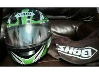 Shoei helmet size small