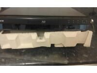 blue ray dvd disc player