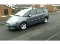 2010 Citroen C4 Grand Picasso VTR HDI 7 Seater