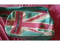 Lonsdale union Jack bag