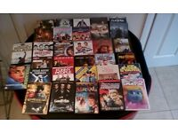 32 dvd's all for £35