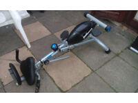 V-fit training bike