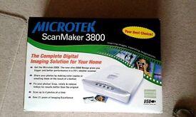 MicroTek Scanner