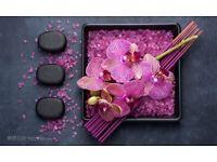 Asian Orientals relaxing massage