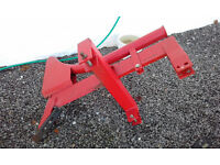 Tractor Pipe laying attachment