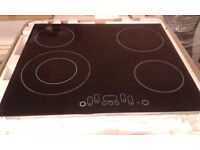 **JAY'S APPLIANCES**DIPLOMAT**ELECTRIC 4 RING HOB**CERAMIC**MORE AVAILABLE**