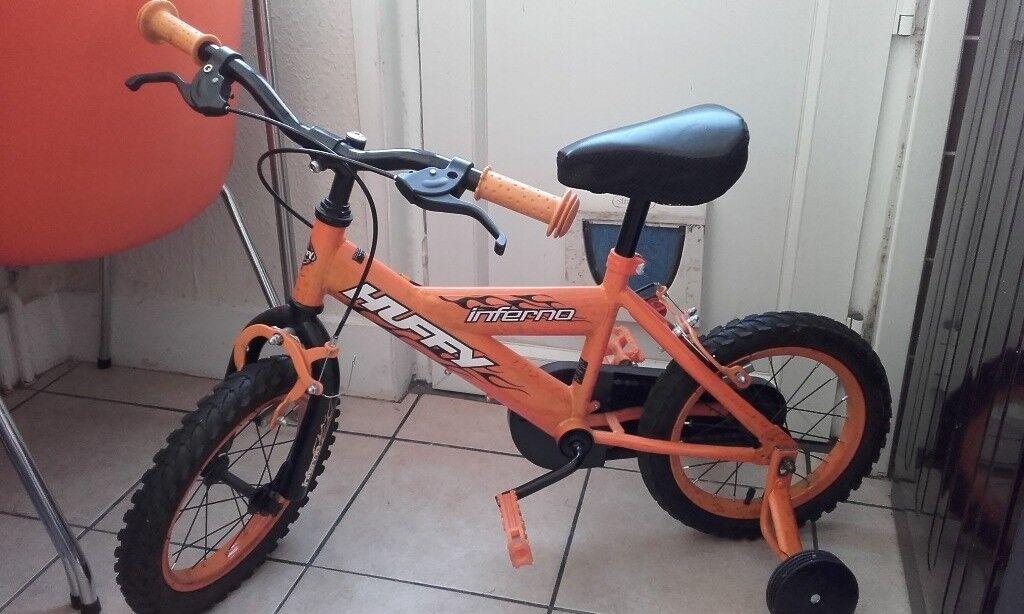 "14"" Boys bicycle"