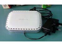 Netgear - GS605 5-Port Gigabit Desktop Switch