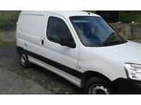 Citroen Berlingo 600D new MOT fully serviced low mileage very clean ply wooded back w/ tow bar